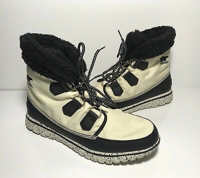 e527558f17ee Sorel Women s Cozy Carnival Waterproof Winter Boots Size 10 US NL2297-180