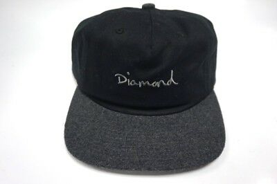4689191681f877 DIAMOND SUPPLY CO. Snapback Hat - $15.30 | PicClick