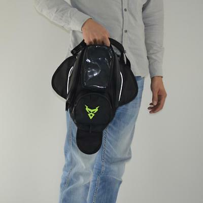 CENTRIC Waterproof Motorcycle Motorbike Oil Fuel Tank Bag Saddle Bag Phones Bag