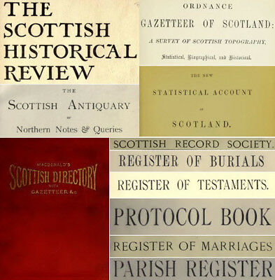 eBooks: 178 of. Scottish Directories Records Gazetter Review Statistical, PDF