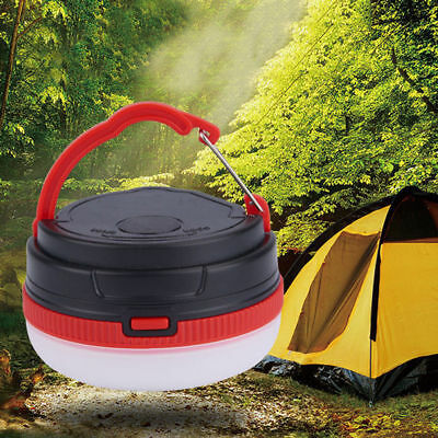 3W 5730 Camping 6 LED Lantern Rechargeable Outdoor Light Lantern Tent Lamp