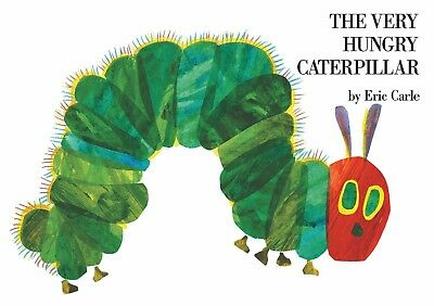 The Very Hungry Caterpillar by Eric Carle (eBooks, 1994)