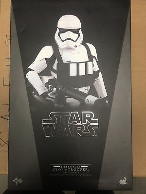 Hot Toys Star Wars The Force Awakens Heavy Gunner Stormtrooper 1/6 Figure
