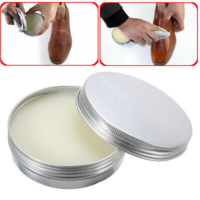 100g Leather Craft Pure Mink Oil Cream Net Weight to Bag Shoes Maintenance