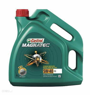 Castrol Magnatec 5W-40 C3 Fully Synthetic Engine Oil 5W40 4 Litres 4L