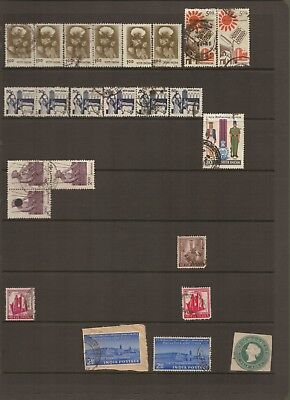 INDIA - Selection of USED Stamps