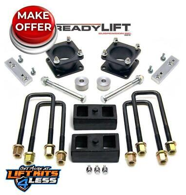 """ReadyLift 69-5276 3"""" SST Lift Kit for 2005-2018 Toyota Tundra 2WD/4WD Gas"""