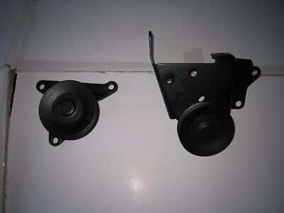 Ford Aircond, Bracket With Pulley & Idler Xw Xy Xa Xb Xc Xd Gt Gs  Cleveland