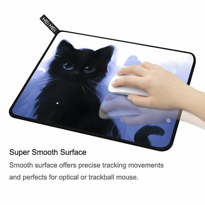 Softable Anti-Slip Professional Fragged SPEED Edition Gaming Mouse Pad Mat...
