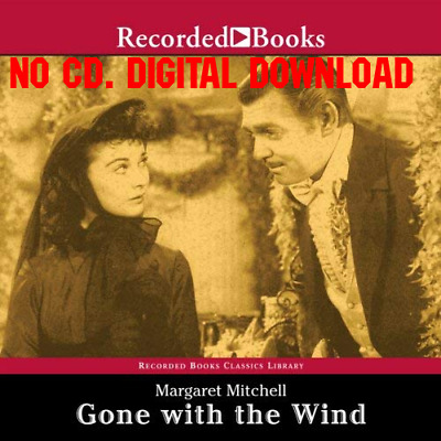 Gone with the Wind by Margaret Mitchell {AUDIO BOOK}
