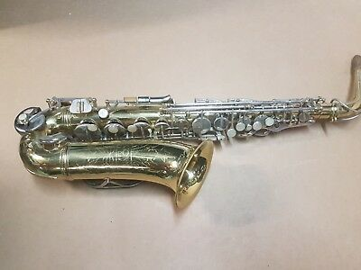 1968 CONN ALT / ALTO SAX / SAXOPHONE - made in USA