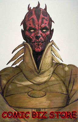 Star Wars Age Republic Darth Maul #1 (2018) 1St Print Mccaig Design Variant Cvr