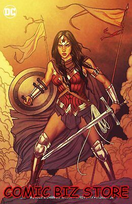 Wonder Woman #60 (2018) 1St Printing Variant Cover Bagged & Boarded Dc Universe