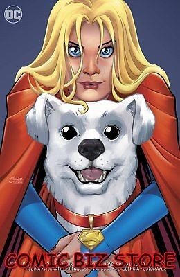 Supergirl #25 (2018) 1St Printing Variant Cover Dc Universe Bagged & Boarded