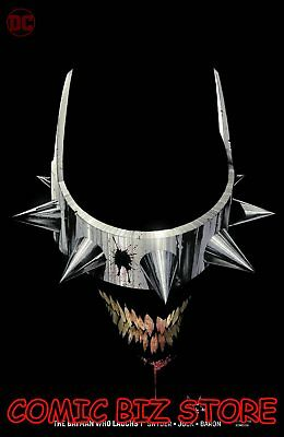 Batman Who Laughs #1 (Of 6) (2018) 1St Printing Variant Cover Dc Uni ($4.99)