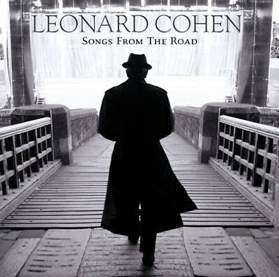 Leonard Cohen: Songs From The Road (Live) (Audio CD, NEU & ORIGINALVERPACKT)