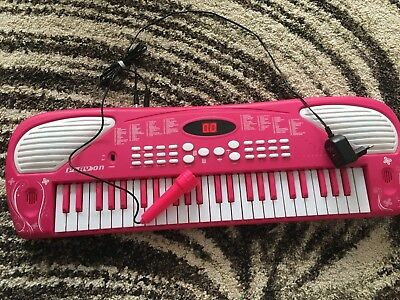 Keyboard, Kinderkeyboard, Klavier, Piano