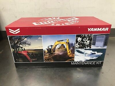 OEM Yanmar Maintenance Kit for SA 221 324 424 - KIT-SA001
