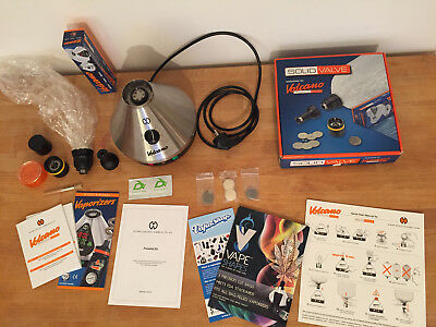 Volcano Classic - Solid Valve - By Storz & Bickel