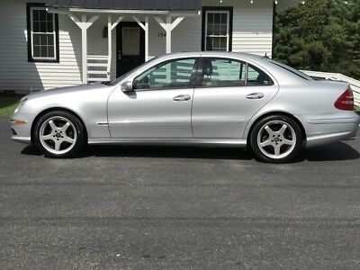 2006 Mercedes-Benz E-Class  2006 Mercedes E350 Sedan    Nice