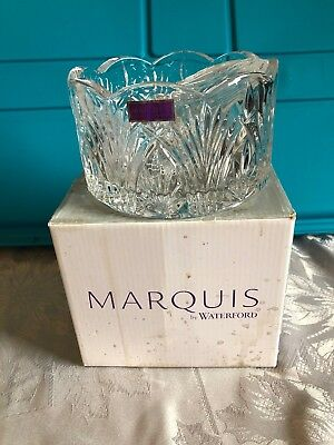 Marquis by Waterford Heritage Crystal Coaster Holder & Wine Stopper Set