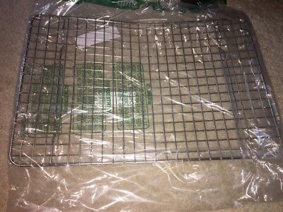 Heavy Duty Stainless Steel 14.5 X 10 Wire Baking Cooling Rack grate