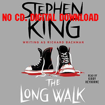 The Long Walk - Stephen King [AUDIO]