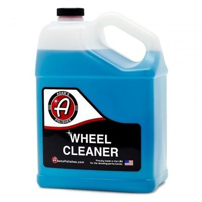 Adam's Polishes Wheel Cleaner One Gallon - Adams Rim Cleaner w/ Iron Remover