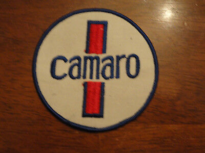 Chevy Camaro Racing Patch