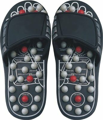 Massage Slippers Medical Therapy Sandal Feet Reflexology Acupressure Acupuncture