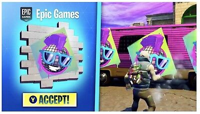 Fortnite Boogie Spray Walmart (USA, selten) [ingame item] E-MAIL BLITZ VERSAND