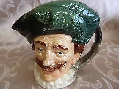 "Royal Doulton Character jug""The Cavalier"""