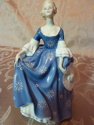 "Royal Doulton Figurine""Hilary"""