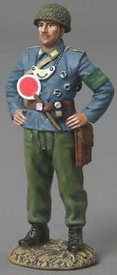 Thomas Gunn Ww2 German Fallschirmjager Fj029A Military Policeman Normandy Mib