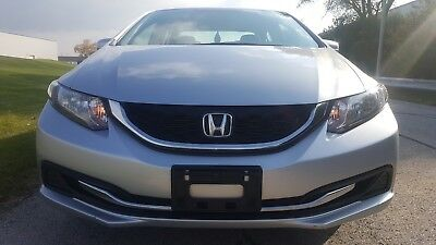 2015 Honda Civic  2015 HONDA CIVIC LX