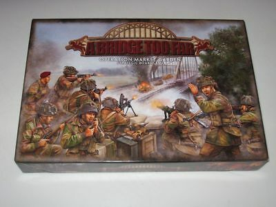 A BRIDGE TOO FAR Market Garden  Flames of War FIRESTORM   2010 VERY RARE MINT