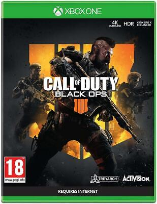Call of Duty®: Black Ops 4 with 2 Hours of 2XP + Exclusive Calling Card Xbox One