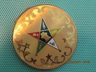 Vintage order of the Eastern Star Compact-Make an offer!