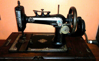 J.Collier & Sons Vintage 1930's Sewing Machine