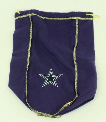 Crown Royal Authentic Limited Edition Dallas Cowboy Star Large Drawstring Bag