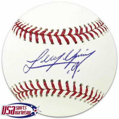 San Diego Padres Luis Urias Autographed Full Name Major League Baseball JSA Auth