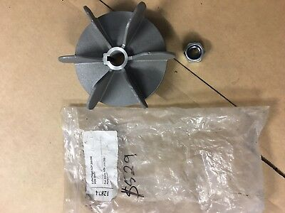 AN-12874 FAN ABUS part # 12874, FAN, AZP200/280 (POS 57+77) Crane Hoist