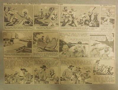 (171) King of the Royal Mounted by Zane Grey from 6/16 - 12/31/1936