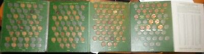 Lincoln Head Cents Collection 1909 - 1964D