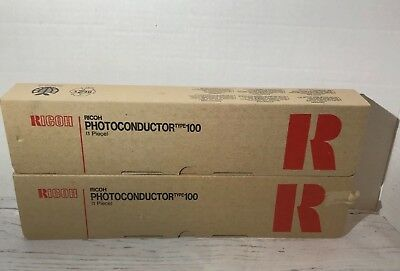 Ricoh Photoconductor Type 100 OEM # 894716 for  Ricoh Fax lot of 2