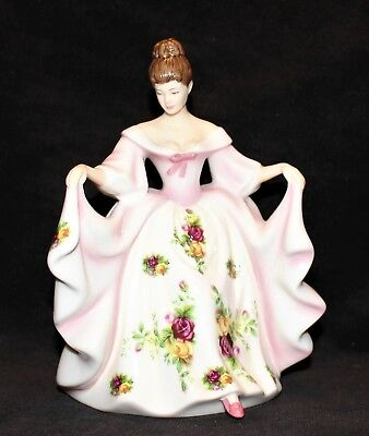 Royal Doulton Pretty Ladies Kathryn Old Country Roses Figurine Hn4948