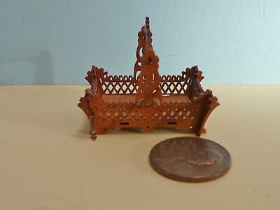 Lovely 1:12 Scale Laser Cut Ron Chase Basket