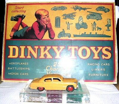 Dinky GB 139 Ford Fordor Sedan . G@@D!