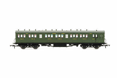 Hornby R4719 Personenwagen 58ft Maunsell Rebuilt Ex-LSWR 48 Six Compartment NEW