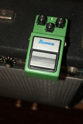 IBANEZ TS 9, Bj 1992, sehr früher Re-Issue in Top Zustand!